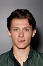 Portrait of Tom Holland