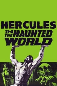 Poster Hercules in the Haunted World 1961