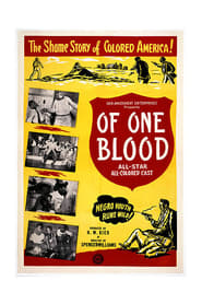 Poster Of One Blood 1944