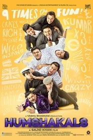 Humshakals (2014) Hindi BluRay 480p 720p GDrive
