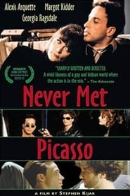 Never Met Picasso movie