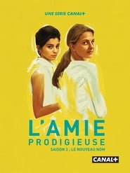 Poster L'Amie prodigieuse 2020