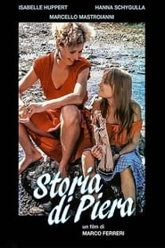 Poster The Story of Piera 1983