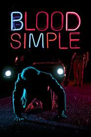 Poster Blood Simple 1984