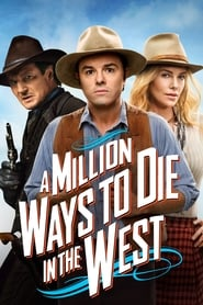 A Million Ways to Die in the West (2014) Hindi Dubbed