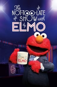 Poster The Not-Too-Late Show with Elmo 2020