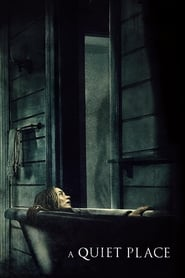 DVD cover image for A quiet place