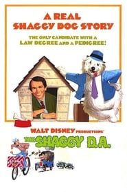 Poster for The Shaggy D.A.