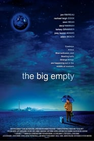 Poster The Big Empty 2003