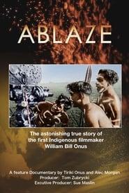Poster Ablaze 2020