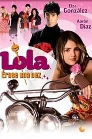 Eiza González cartel Lola...Érase una vez