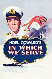 In Which We Serve (1942) Poster