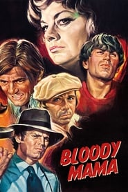 Poster Bloody Mama 1970