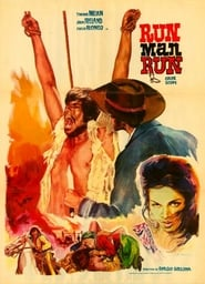 Poster Run, Man, Run 1968