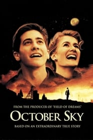 Poster October Sky 1999