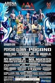 AAA TripleMania XXIV 2016