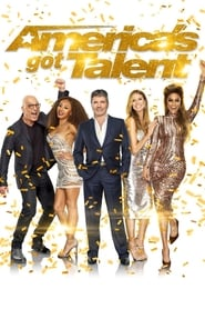 Seriencover von America's Got Talent