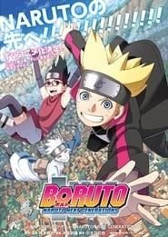 Poster Boruto Naruto Next Generations 2020