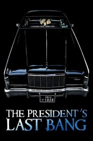 Poster The President's Last Bang 2005