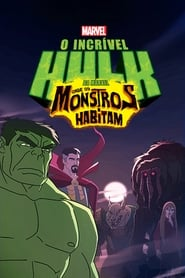 O Incrível Hulk da Marvel: Onde os Monstros Habitam Torrent (2016)