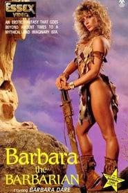 Poster Barbara the Barbarian 1987