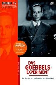 The Goebbels Experiment (2005) Zalukaj Online Cały Film Lektor PL