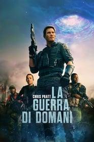 Poster La guerra di domani 2021
