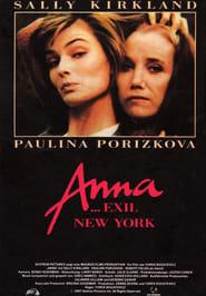 ANNA... EXIL NEW YORK