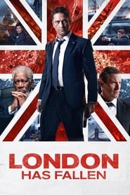 Objetivo: Londres (London Has Fallen) (Londres a Caído) (Londres bajo fuego) (2016)