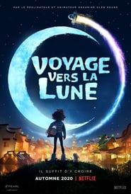 Poster Voyage vers la Lune 2020