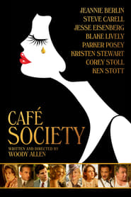 Café Society (2016) Full Movie