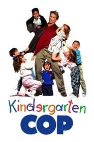 Poster Kindergarten Cop 1990