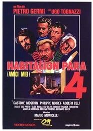 Habitación para cuatro (1975) | Amici miei