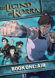 Avatar – A Lenda de Korra Livro 1: Ar (2012) Blu-Ray 720p Download Torrent Dublado