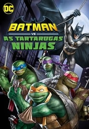 Imagem Batman vs. As Tartarugas Ninjas - Dublado