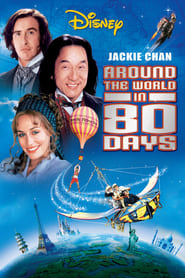 Poster for Around the World in 80 Days