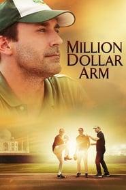 Poster Million Dollar Arm 2014