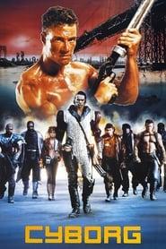 poster Cyborg