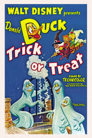 Poster Trick or Treat 1952