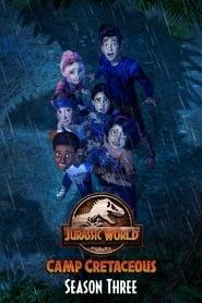 Jurassic World: Camp Cretaceous - Season 3 (2021) poster