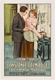 Experimental Marriage 1919