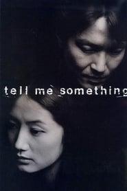 Poster Tell Me Something 1999