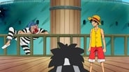 One Piece Season 13 Episode 452 : To the Navy Headquarters! Off to Rescue Ace!