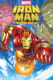 Iron Man, La serie animada