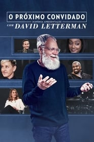 O próximo convidado dispensa apresentação com David Letterman