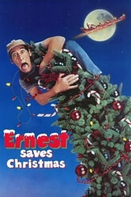 Poster for Ernest Saves Christmas