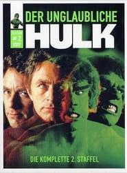 The Incredible Hulk - Season 2 (1978) poster