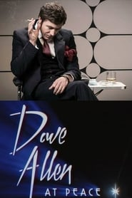 Poster Dave Allen at Peace