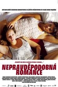 Nepravděpodobná romance poster