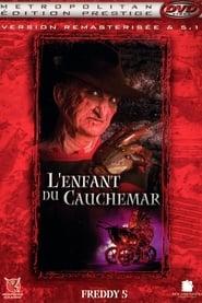 Poster Freddy, Chapitre 5 : L'enfant du cauchemar 1989